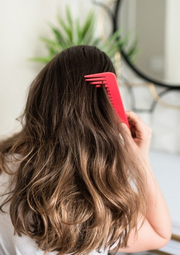 Eliminate Greasy Hair in 3 Easy Steps