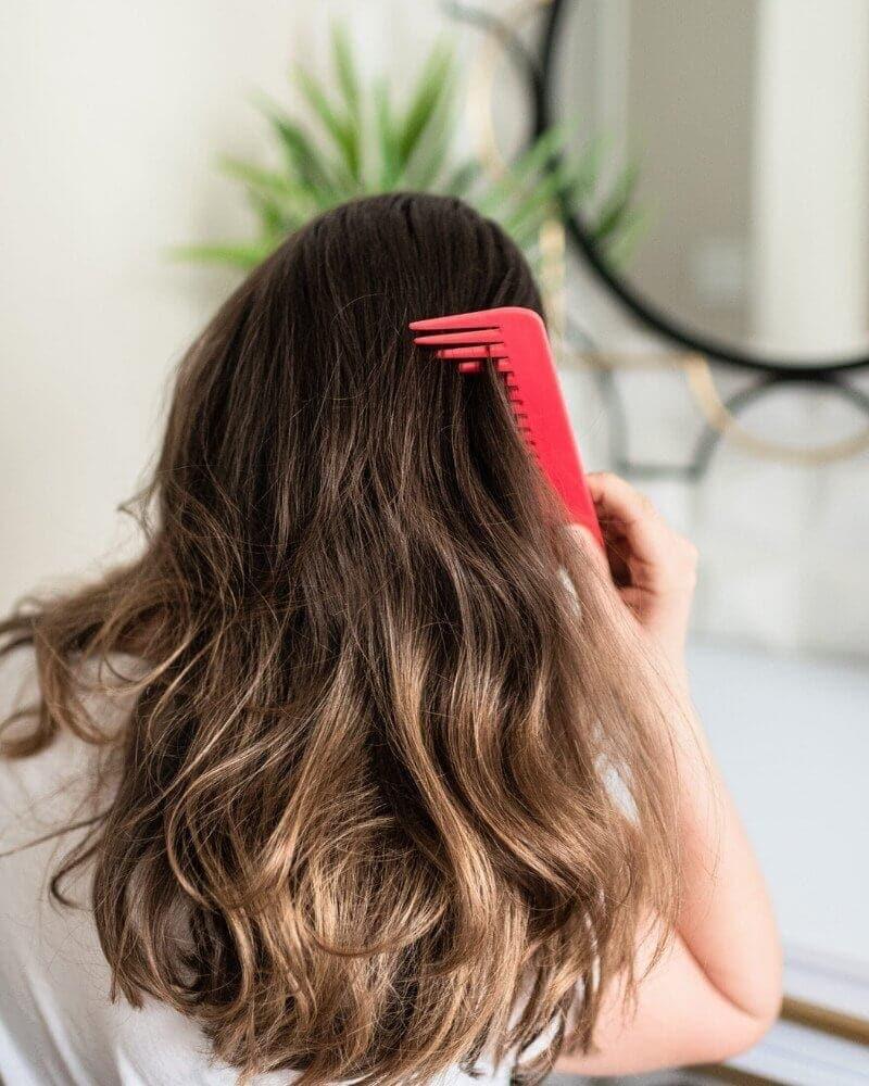 Eliminate Greasy Hair in 3 Easy Steps