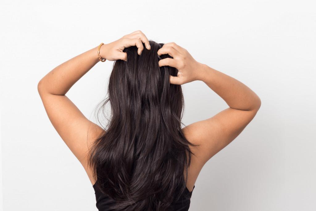 can you use purple shampoo on brown hair