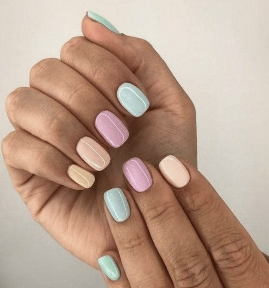 spring nails colors