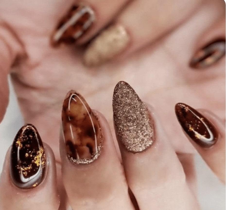 fall nail polish colors 2021