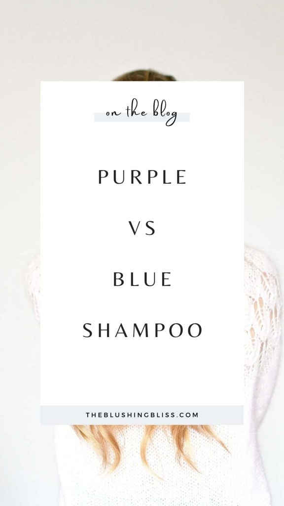 how long does it take for blue shampoo to work?