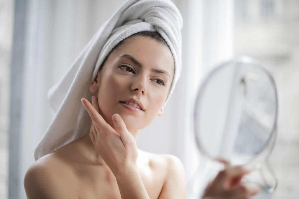 cystic acne flare up causes