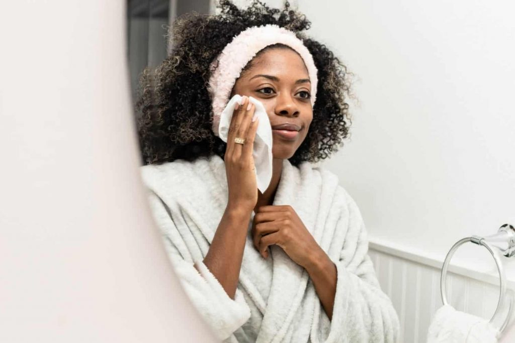 which oil is best for cleansing face