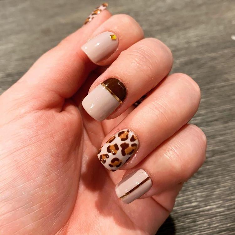 fall nails short