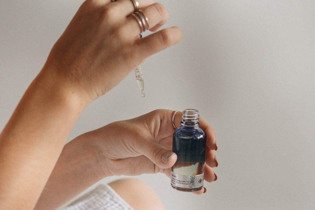 best korean serum for oily sensitive skin
