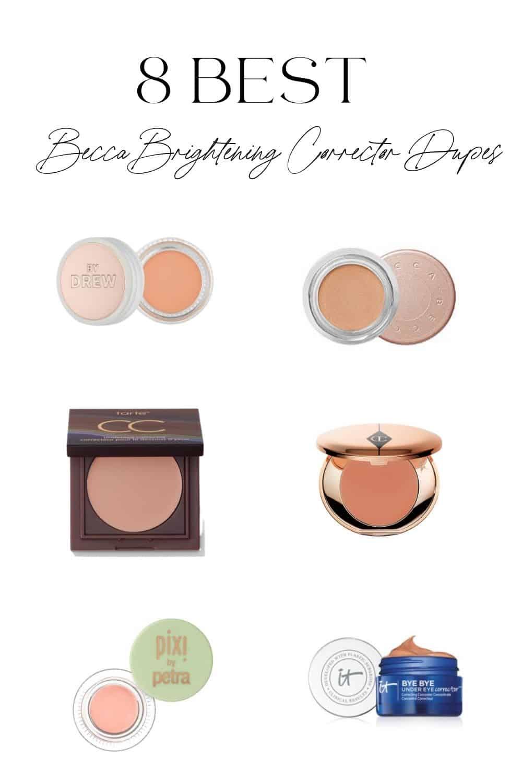becca under eye brightening corrector similar
