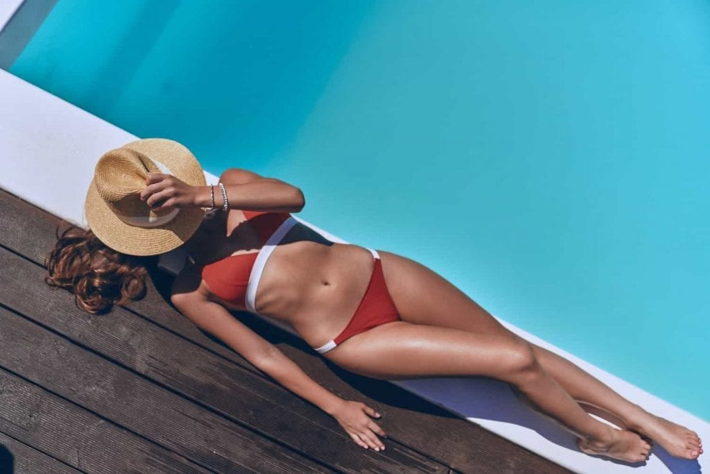 can you leave tan on overnight?