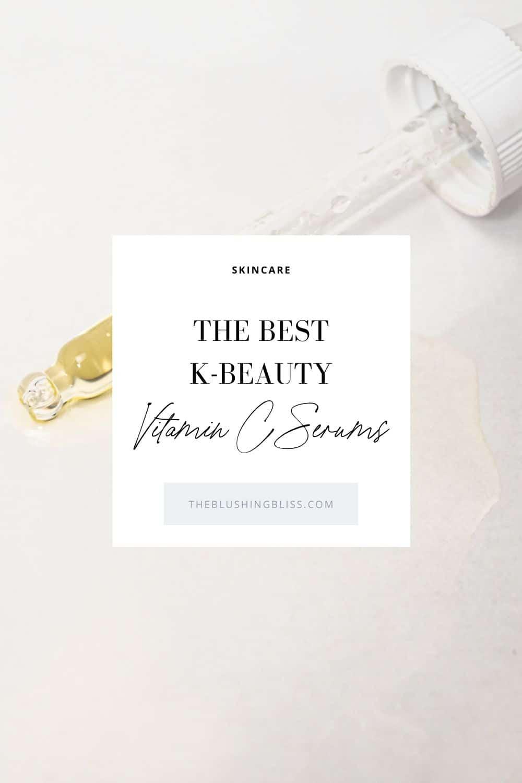 which korean vitamin c serum is best
