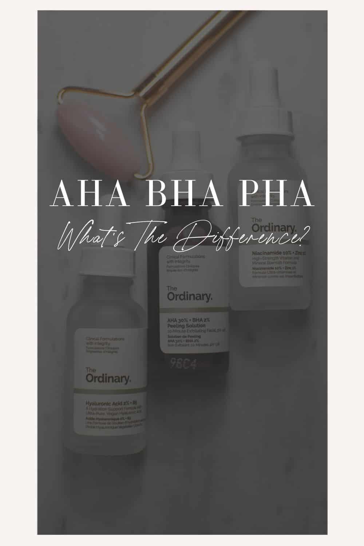 aha bha pha how to use